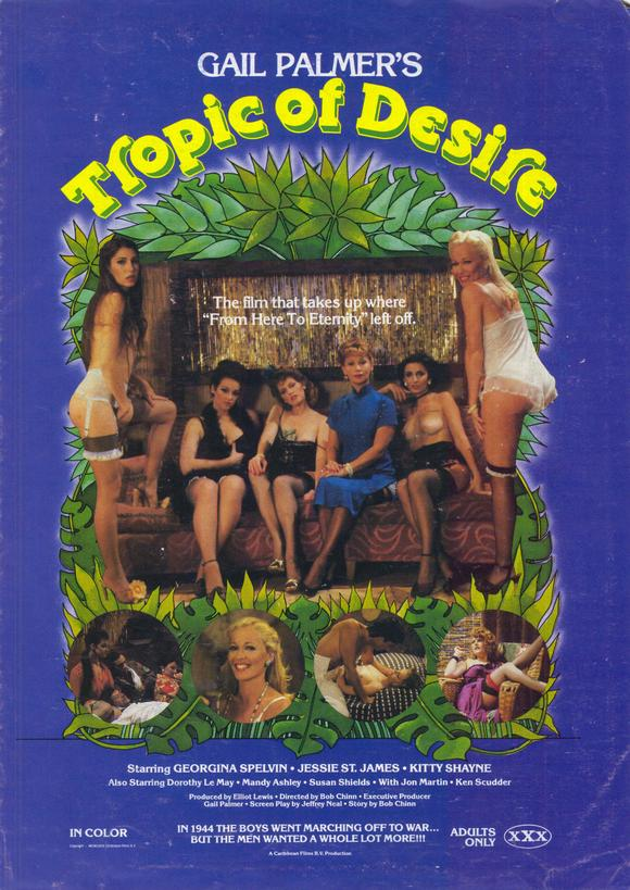 Tropic of Desire movie