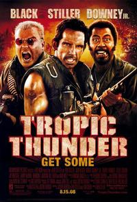 Tropic Thunder - 11 x 17 Movie Poster - Style D