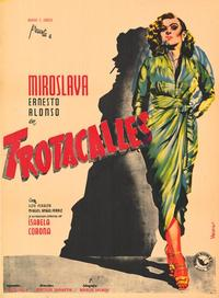Trotacalles - 11 x 17 Movie Poster - Spanish Style A
