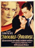 Trouble in Paradise - 11 x 17 Movie Poster - Style A