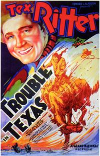 Trouble in Texas - 11 x 17 Movie Poster - Style A