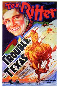Trouble in Texas - 27 x 40 Movie Poster - Style A