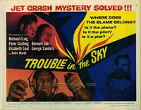Trouble in the Sky - 22 x 28 Movie Poster - Half Sheet Style A
