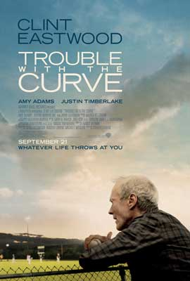 Trouble with the Curve - 27 x 40 Movie Poster - Style A