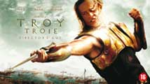 Troy - 20 x 40 Movie Poster - Belgian Style A