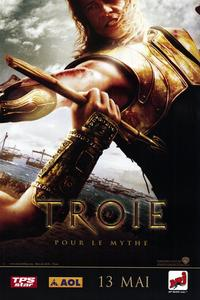 Troy - 11 x 17 Movie Poster - French Style A