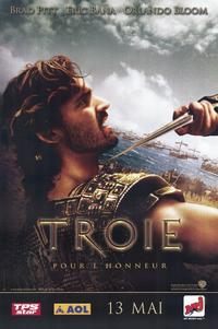 Troy - 11 x 17 Movie Poster - French Style B