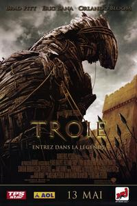 Troy - 11 x 17 Movie Poster - French Style C