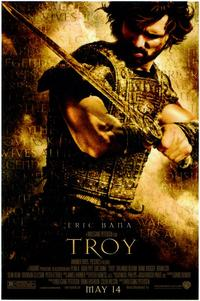 Troy - 11 x 17 Movie Poster - Style D