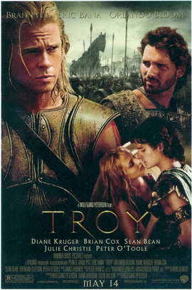 Troy - 11 x 17 Movie Poster - Style G