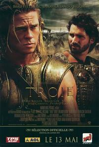 Troy - 11 x 17 Movie Poster - French Style D
