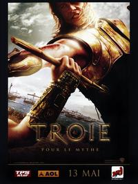 Troy - 47 x 62 Movie Poster - French Style A