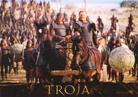 Troy - 11 x 14 Poster German Style C