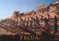 Troy - 11 x 14 Poster German Style D