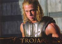 Troy - 11 x 14 Poster German Style I