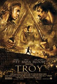 Troy - 43 x 62 Movie Poster - Bus Shelter Style A