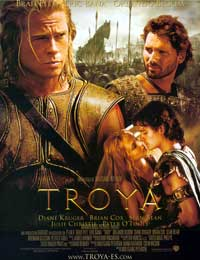 Troy - 11 x 17 Movie Poster - Spanish Style A