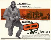 Truck Turner - 11 x 14 Movie Poster - Style A