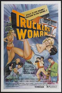 Trucker's Woman - 27 x 40 Movie Poster - Style A