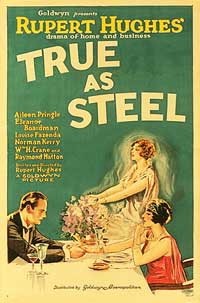 True as Steel - 11 x 17 Movie Poster - Style A