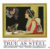 True as Steel - 11 x 17 Movie Poster - Style C