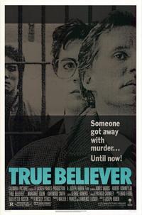 True Believer - 11 x 17 Movie Poster - Style B