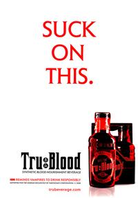 True Blood (TV) Season 1 - 27 x 40 TV Poster - Style B