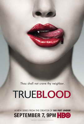 True Blood (TV) Season 1 - 11 x 17 TV Poster - Style A