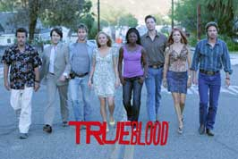 True Blood (TV) Season 1 - 11 x 17 Cast Poster - Style A