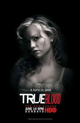 True Blood (TV) Season 2 - 11 x 17 Season 2 Character Poster - Anna Paquin [Sookie]