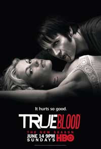 True Blood (TV) Season 2 - 11 x 17 Season 2 Character Poster [Sookie and Bill]