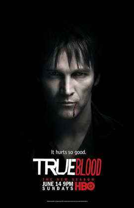 True Blood (TV) Season 2 - 11 x 17 Season 2 Character Poster - Stephen Moyer [Bill]