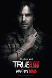 True Blood (TV) Season 2 - 11 x 17 Season 2 Character Poster - Sam Trammel [Sam]
