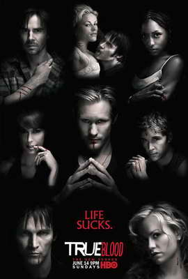 True Blood (TV) Season 2 - 11 x 17 TV Poster - Style K