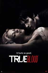 True Blood (TV) Season 2 - 43 x 62 TV Poster - Style A