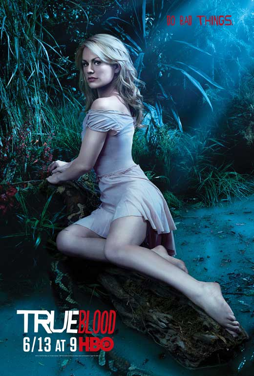 true blood poster. true blood poster season 3.