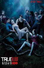 True Blood (TV) Season 3 - 11 x 17 TV Poster - Style N
