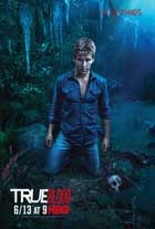 True Blood (TV) Season 3 - 11 x 17 Season 3 Character Poster - Ryan Kwanten [Jason]