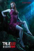 True Blood (TV) Season 3 - 27x40 Season 3 Character Poster - Deborah Ann Woll [Jessica]