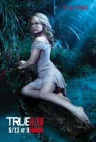 True Blood (TV) Season 3 - 27x40 Season 3 Character Poster - Anna Paquin [Sookie]