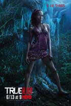 True Blood (TV) Season 3 - 27x40 Season 3 Character Poster - Rutina Wesley [Tara]