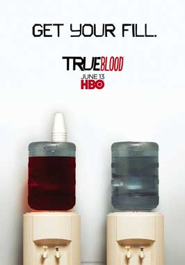 True Blood (TV) Season 3 - 27 x 40 TV Poster - Style F
