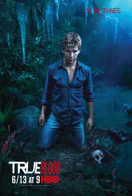 True Blood (TV) Season 3 - 27x40 Season 3 Character Poster - Ryan Kwanten [Jason]