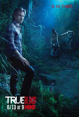 True Blood (TV) Season 3 - 27x40 Season 3 Character Poster - Sam Trammell [Sam]