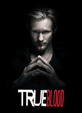 True Blood (TV) Season 3 - 43 x 62 TV Poster - Style B
