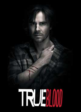 True Blood (TV) Season 3 - 43 x 62 TV Poster - Style D