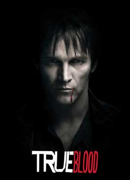 True Blood (TV) Season 3 - 43 x 62 TV Poster - Style E