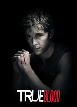 True Blood (TV) Season 3 - 27 x 40 TV Poster - Style Q