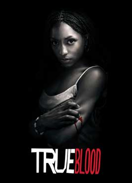 True Blood (TV) Season 3 - 11 x 17 TV Poster - Style O