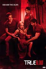 True Blood (TV) Season 4 - TV Poster - 24 x 36 - Style C